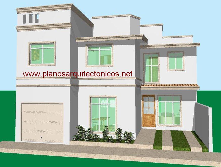 Planos arquitectonicos for Casas minimalistas planos arquitectonicos