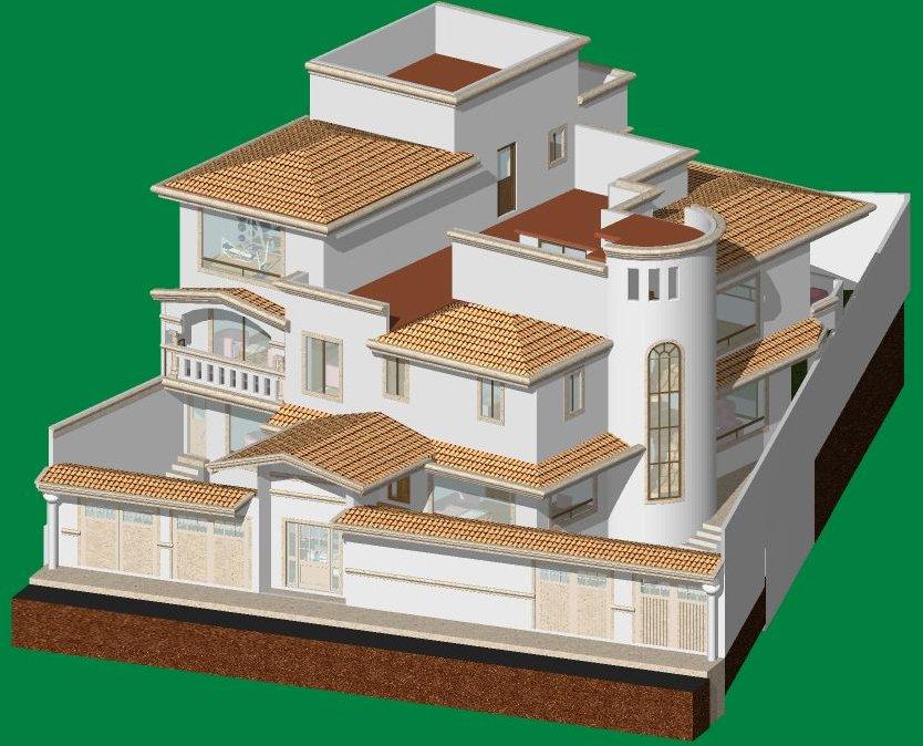 Planos arquitectonicos for Programa para hacer planos arquitectonicos